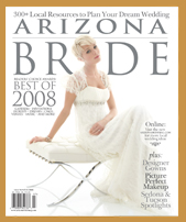 AZ bride fall winter 2008